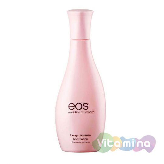 EOS лосьон для тела Berry Blossom Ягоды и цветы, 200 мл
