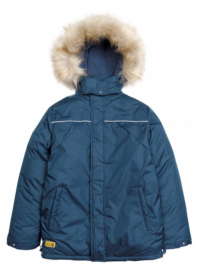 Куртка зимняя для мальчика 10 лет