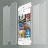 Защитная пленка Ainy для Apple iPhone 6 6S матовая комплект (передняя + задняя)