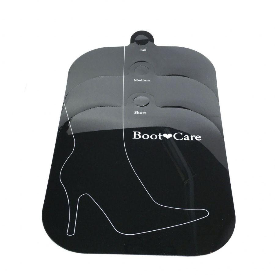Держатель для высоких сапог Boot Care, пластиковый, черный