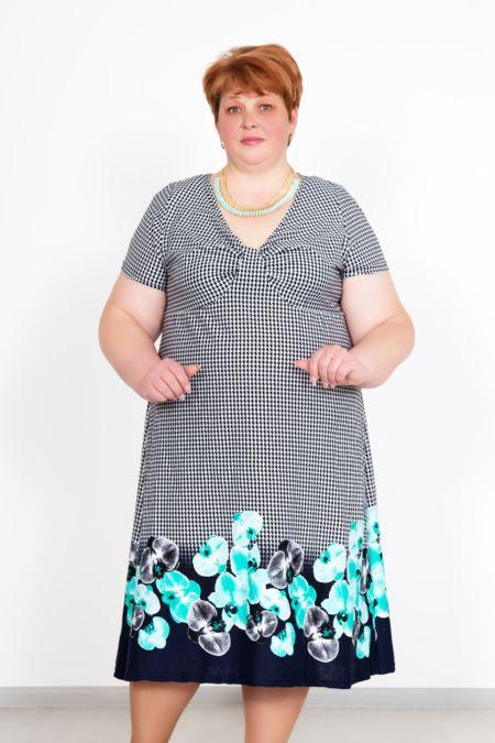 """Прямое платье """"Зоя"""""""