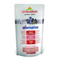 Корм сухой Almo nature Alternative для собак средних и крупных пород с лососем и рисом