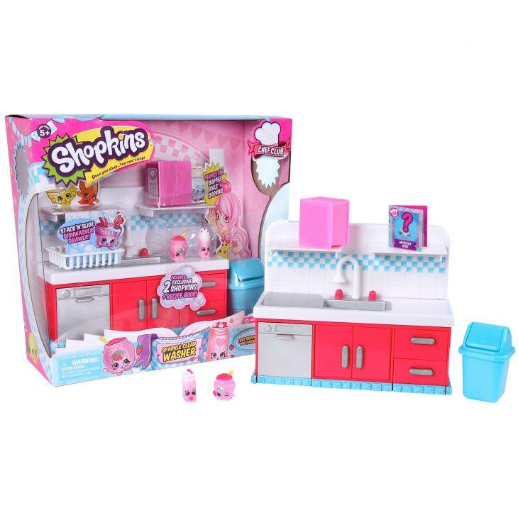 Набор Мебель Кухня Shopkins 6