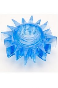Эрекционное кольцо Toyfa синее