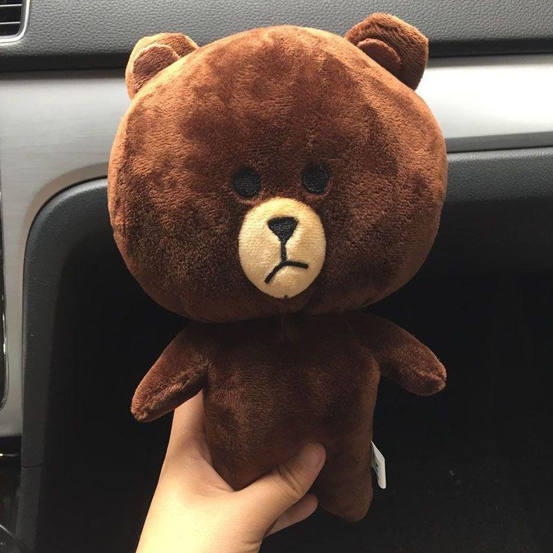 Плюшевый медведь Brown bear