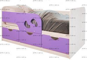 Кровать Минима Лего МДФ (80х160)