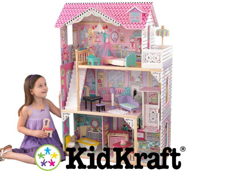 """Кукольный домик KidKraft """"Аннабель"""" (65079)"""