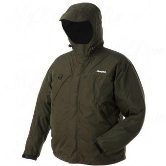 Куртка штормовая FRABILL F1 Storm Jacket DK Green, р. S