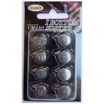 Комплект грузов для джига Izumi Umami Ibottom Weights H pack