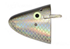 Оснастка для мертвой рыбы Rhino Bait Holder # Medium цвет Black Shiner