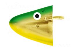 Оснастка для мертвой рыбы Rhino Bait Holder # Medium цвет Gold Green Dolphin