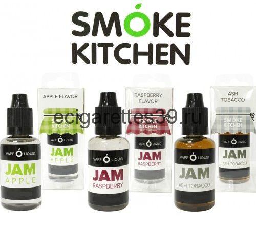 Жидкость Smoke Kitchen JAM 50 мл. (никотин 0 мг.)