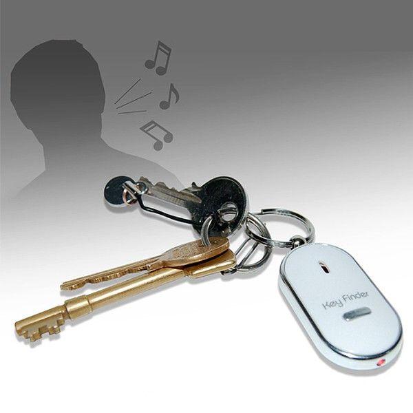 Брелок для ключей со встроенным фонариком key finder QF-315