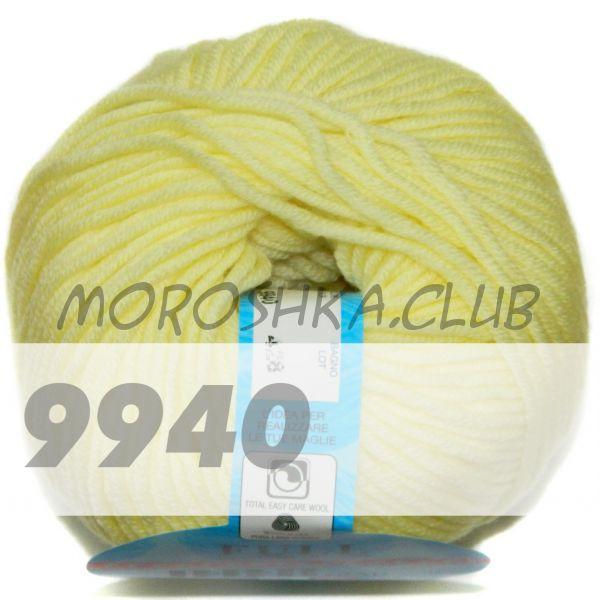 Нежно-жёлтый Full (цвет 9940)