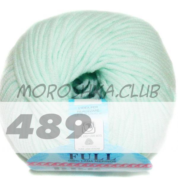 Мятный Full (цвет 489)