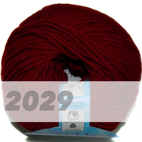 Тёмно-красный Full (цвет 2029)