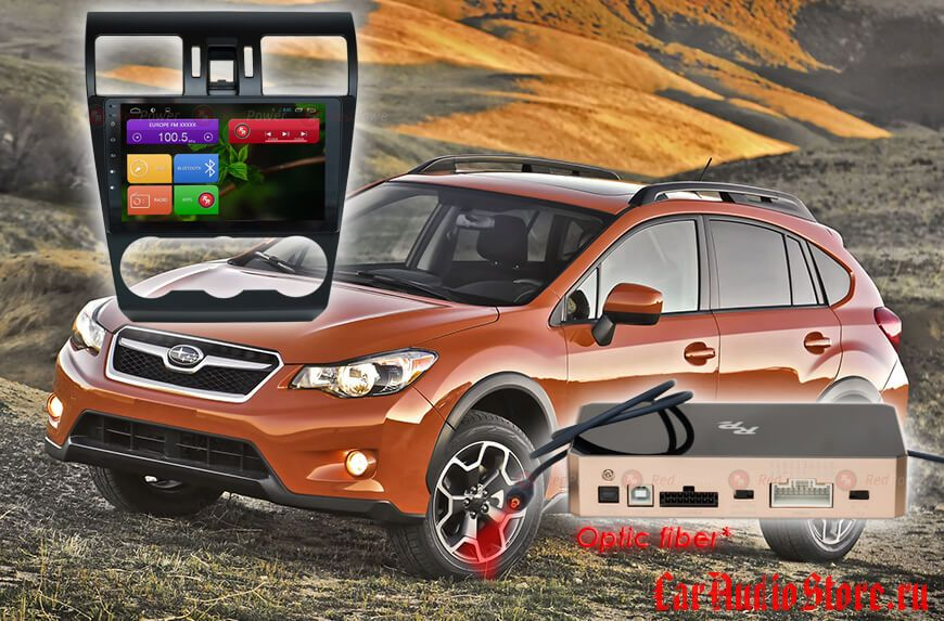 Redpower 31362 R IPS Subaru Forester, XV