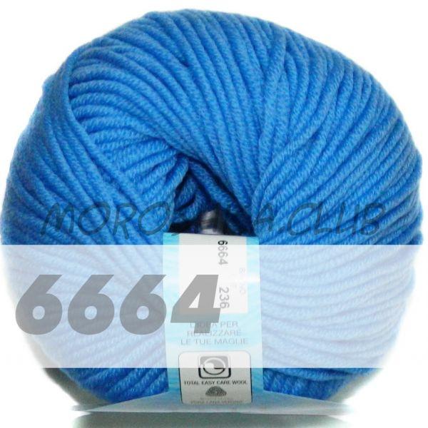 Ярко-голубой Full (цвет 6664)