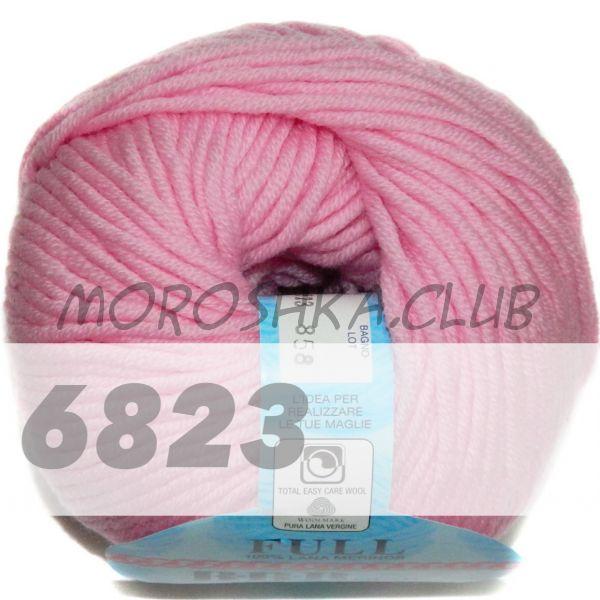 Розовый Full (цвет 6823)