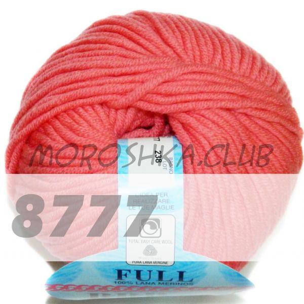 Коралловый Full (цвет 8777)