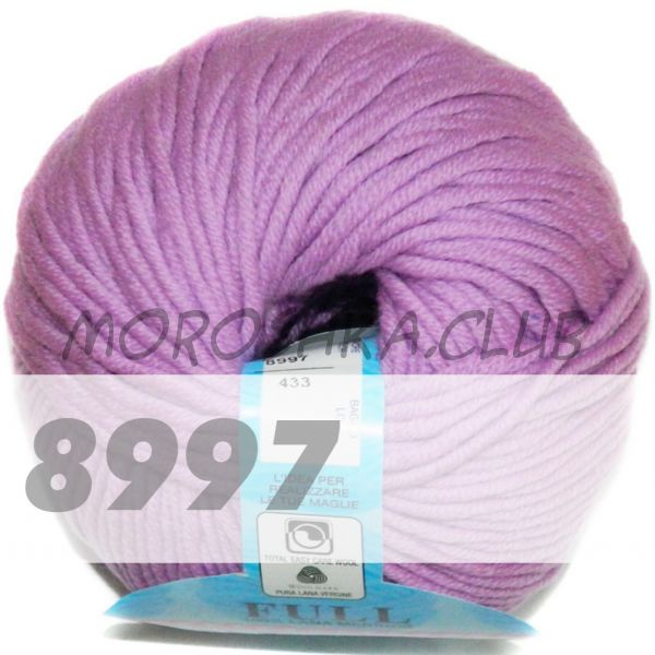 Розово-фиолетовый Full (цвет 8997)
