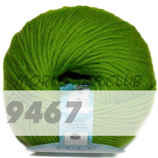 Зелёный Full (цвет 9467)