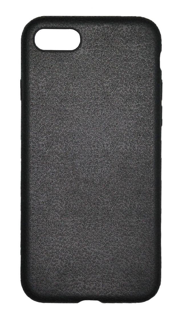 """Чехол-накладка силиконовый """"под кожу"""" для Apple iPhone 7"""