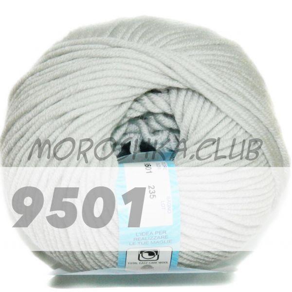 Нежно-серый Full (цвет 9501)