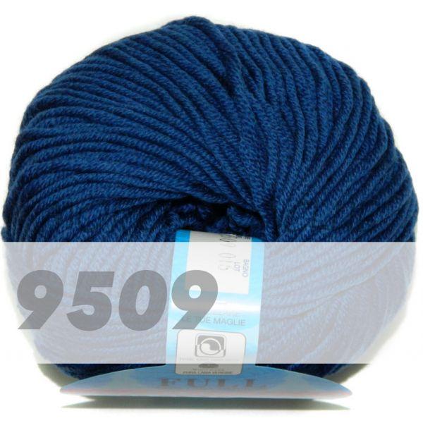 Тёмно-синий Full (цвет 9509)