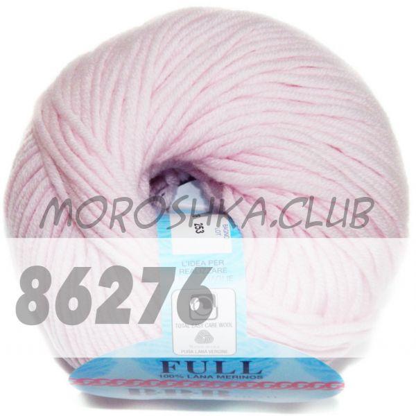 Светло-розовый Full (цвет 86276)