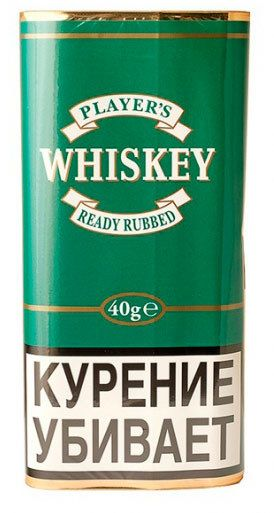 Трубочный табак Mac Baren Players Whiskey