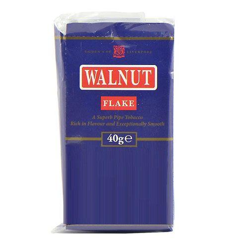 Трубочный табак Mac Baren Walnut Flake