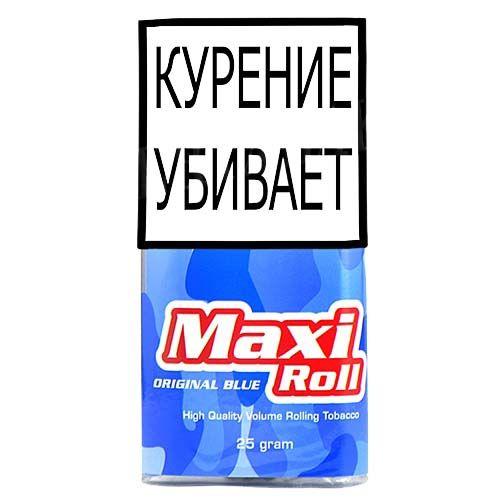 Табак для самокруток Mac Baren Maxi Roll Original Blue