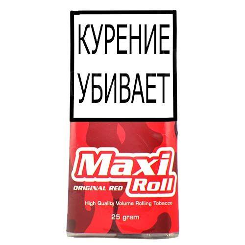 Табак для самокруток  Mac Baren Maxi Roll Original Red