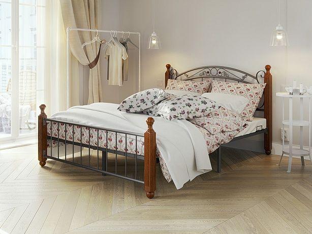 Кровать Garda 5R (орех) | Орматек