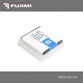 Аккумулятор FBNP-BN1M (600 mAh) (аналог Sony NP-BN1)