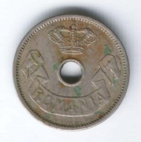 5 бани 1906 г. Румыния