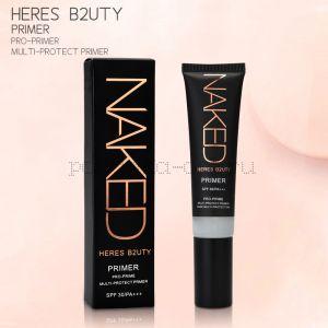 HERES B2UTY макияж Control масла молоко изоляции / жидкость оболочки скрасить невидимые поры осветляют