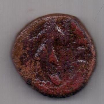 тетрадрахма 1 в. н.э. Кушаны