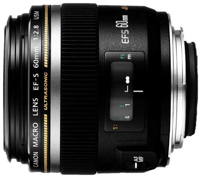 Canon EF-S 60mm f/2.8 Macro USM 4.5