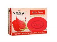 Мыло против пигментации Роза & Шелковица Ваади | Vaadi Rose Soap with Mulberry Extract