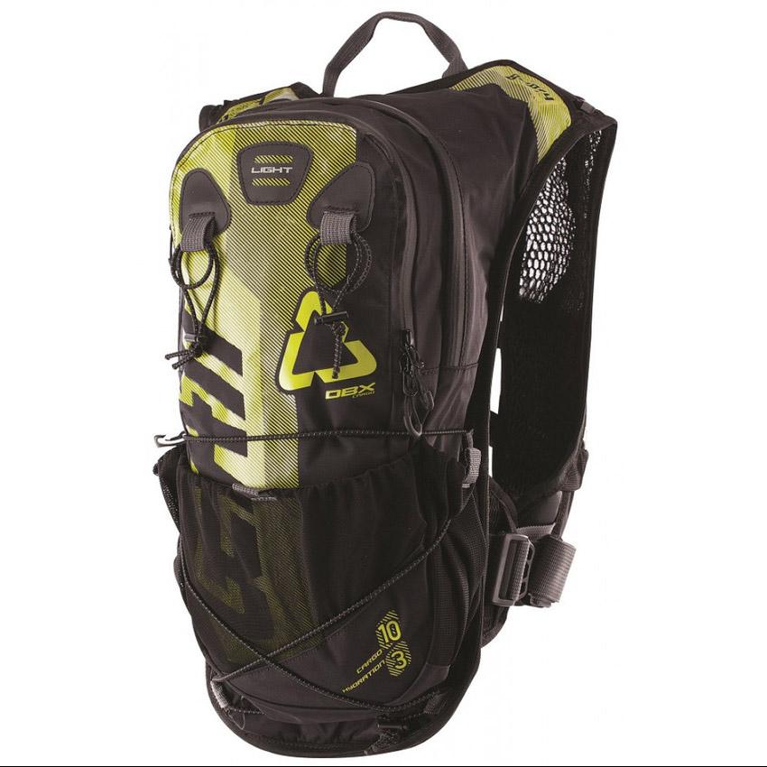 Leatt - DBX Cargo 3.0 рюкзак c гидропаком, черно-зеленый