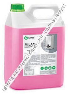 Жидкое мыло антибактериальное Milana Bubble Gum 5л.