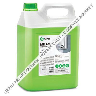 Жидкое крем-мыло MILANA зеленый чай 5л