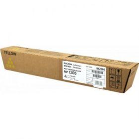 Тонер-картридж оригинальный тип MPC305E желтый (4K) 842080