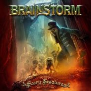 """BRAINSTORM """"Scary Creatures"""" 2016"""