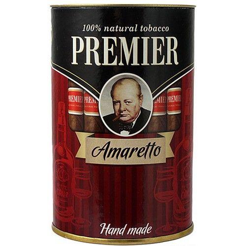 Сигариллы Premier Amaretto туба 35 шт.