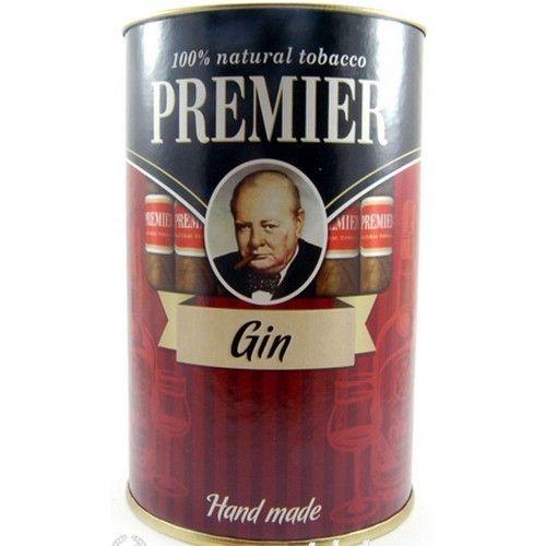 Сигариллы Premier Gin туба 35 шт.