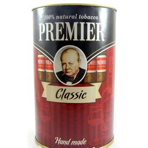 Сигариллы Premier Classic туба 35 шт.