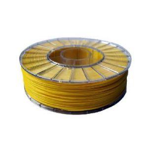PLA ECO Пластик СТРИМПЛАСТ 1.75 мм, лимонно-желтый, 1.0 кг